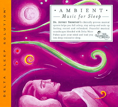 AMBIENT MUSIC FOR SLEEP BY THOMPSON,JEFFREY DR (CD)